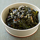 Quick Southern Collard Greens